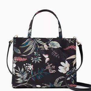 Kate Spade Botanical satchel Bag.
